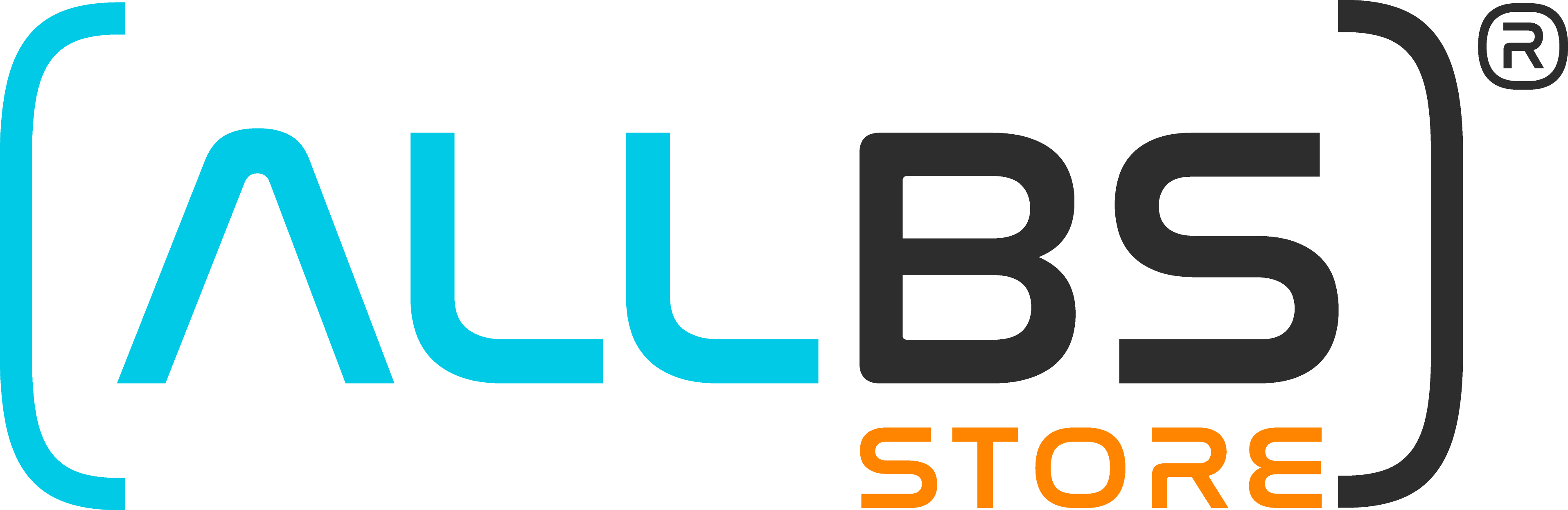 LOGO ALLBS CORES store